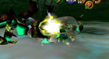 batalla Reina Gohma 2